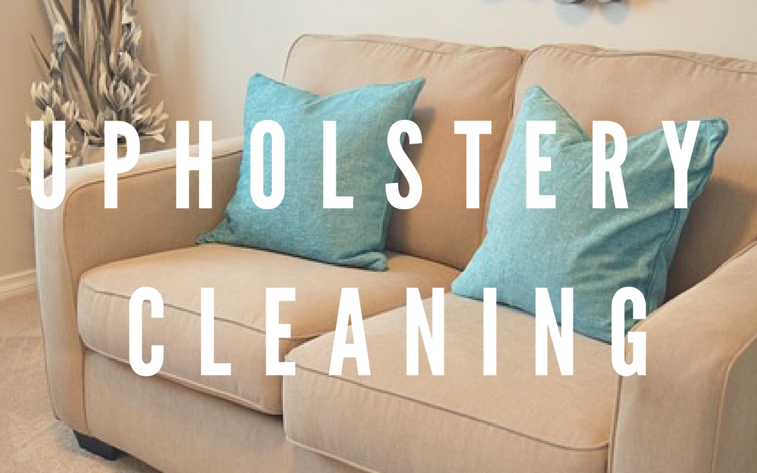 Bear's Upholstery Cleaning Home Solutions
