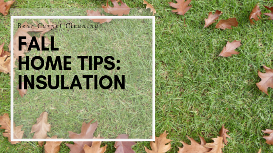 Fall Home Tips: Insulation