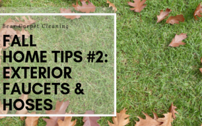 Fall Home Tips #2: Preparing Your Exterior Faucets & Hoses